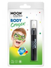 Moon Creations Body Crayon in White